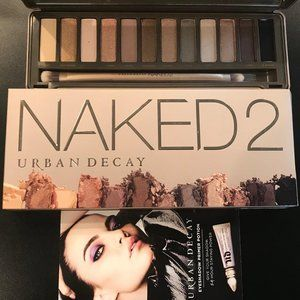 Urban Decay Makeup - Urban Decay Naked 2 Palette